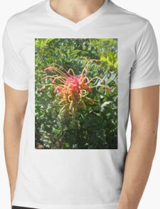 Grevillea in Western Australia Mens V-Neck T-Shirt