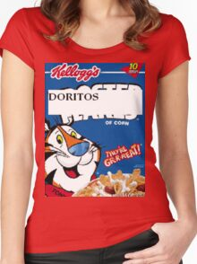 Doritos  Women's Fitted Scoop T-Shirt