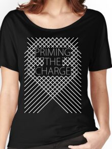 Priming the Charge Women's Relaxed Fit T-Shirt