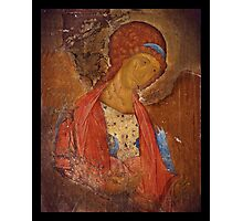 Saint Michael Icon Photographic Print