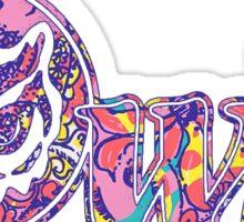 Owls Lilly P Sticker