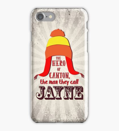 The Hero Of Canton iPhone Case/Skin