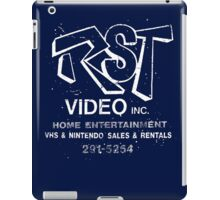 RST Video Clerks Movie Quote iPad Case/Skin