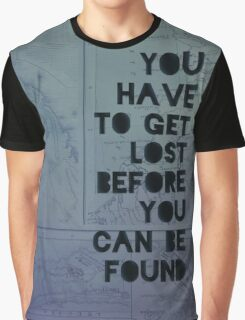 Lost and Found Graphic T-Shirt