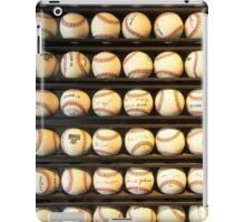 Baseball - You have got some balls there iPad Case/Skin