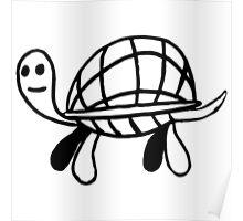 Turtle / Tortoise Merch (Goofy) Poster