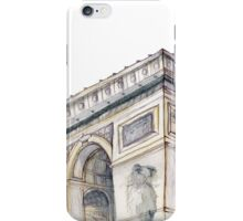 Arc De Triomphe iPhone Case/Skin