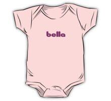 Bella T-Shirt - Baby Girl - Onesie Jumpsuit One Piece - Short Sleeve
