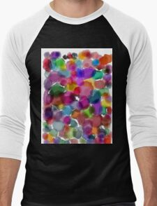 """double tap"" abstract T-Shirt"