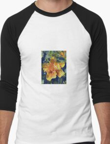 Yellow Topaz Flower T-Shirt