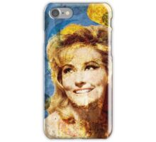 Blonde in the past... iPhone Case/Skin