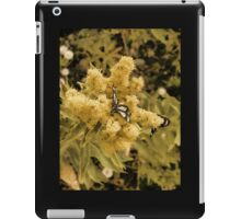 Butterflies And Butterfly Weed iPad Case/Skin