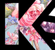 Kennesaw Floral Sticker