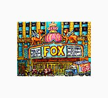 FOX THEATRE IN DETROIT WITH STREET HOCKEY Unisex T-Shirt