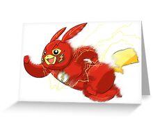 Flashchu Greeting Card