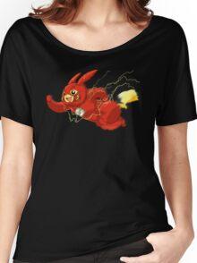 Flashchu Women's Relaxed Fit T-Shirt