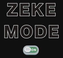Zeke Mode - ON Kids Tee