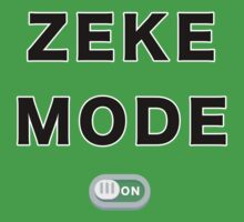 Zeke Mode - ON Baby Tee