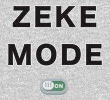 Zeke Mode - ON One Piece - Long Sleeve