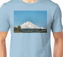 Mt. Hood and valley Unisex T-Shirt