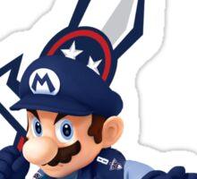 Super Mariota - #8 Marcus Mariota - Tennessee Titans Sticker