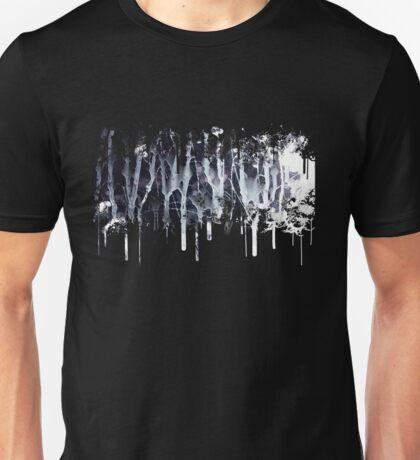 Dripping Trees Unisex T-Shirt