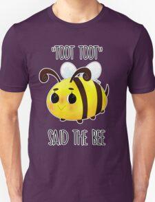 """Toot, Toot"" Unisex T-Shirt"