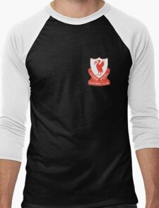 LIVERPOOL OLD LOGO (SMALL) BADGE RETRO T-Shirt