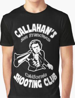 Callahan's Shooting Club Graphic T-Shirt