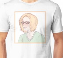 Scully Feat. Sunglasses Unisex T-Shirt