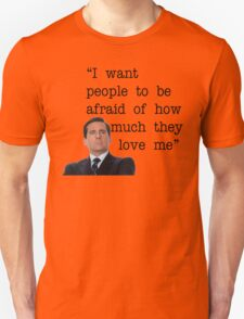 Michael Scott - The Office Unisex T-Shirt