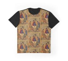 Holy Trinity by Rublev Graphic T-Shirt