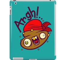 Doo Rag iPad Case/Skin