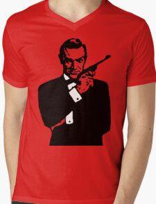 I've been expecting you ... Mens V-Neck T-Shirt