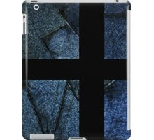 Casual Denim iPad Case/Skin