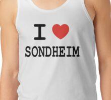I <3 Sondheim Tank Top