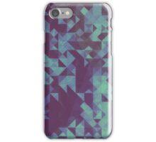Blue Pixel iPhone Case/Skin