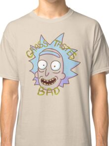 Grass Tastes Bad Classic T-Shirt