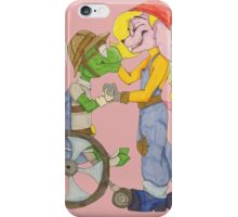 Nerdy lovers iPhone Case/Skin