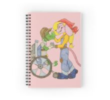 Nerdy lovers Spiral Notebook