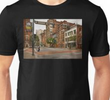 City - Pittsburgh PA - Running late Unisex T-Shirt