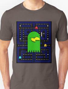Retro Pac Man Gaming Monster T-Shirt