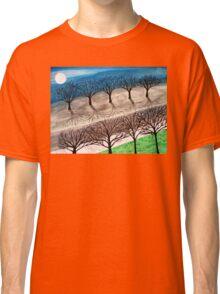 night shadows Classic T-Shirt