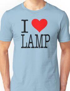 I Love Lamp - Anchorman Unisex T-Shirt