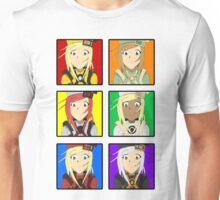 HEAVEN OR HELL MILLIA - Multiple Colours Unisex T-Shirt