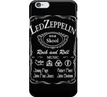 Jack Zeppelin iPhone Case/Skin