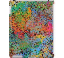 abstract painting 4 iPad Case/Skin