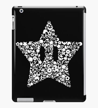 Super Smash Star iPad Case/Skin