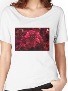 Impossibly Pink - Impressions Of Spring Women's Relaxed Fit T-Shirt