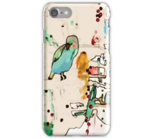 palm springs iPhone Case/Skin